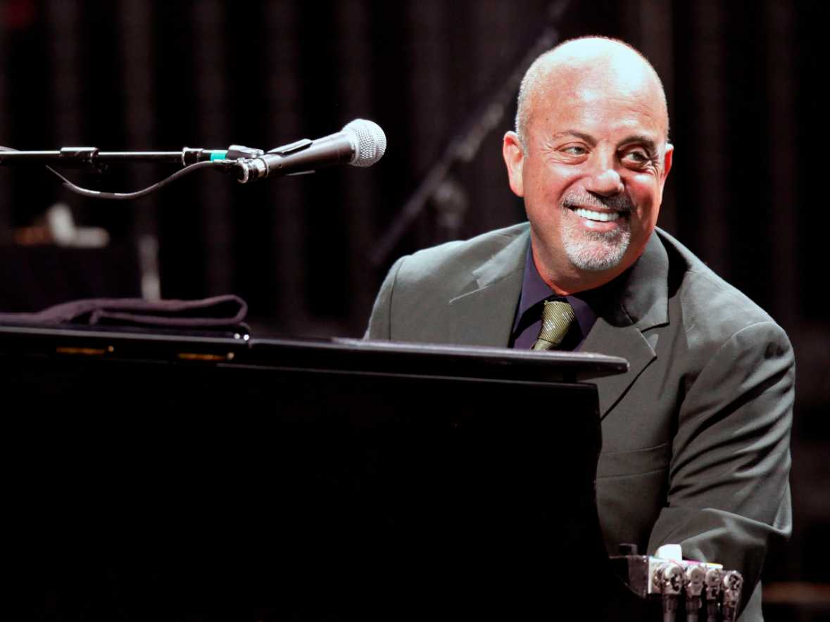 Happy Birthday Billy Joel