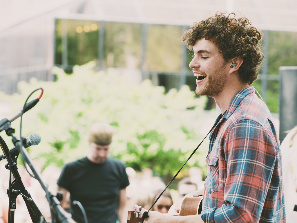 Vance Joy's 'Riptide' Sets Record