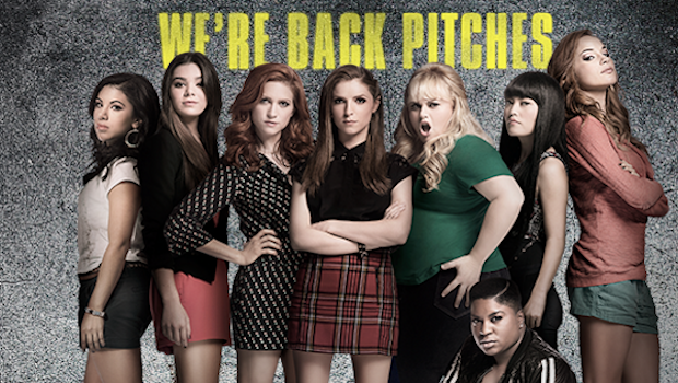 """Crazy Youngsters"" from ""Pitch Perfect 2"""
