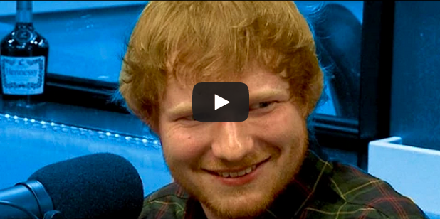 Ed Sheeran's best interview ever?