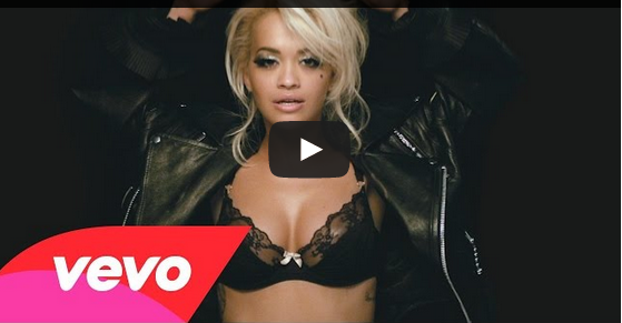 "Rita Ora's new video ""Poison"""