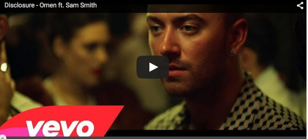 Sam Smith + Disclosure = OMEN