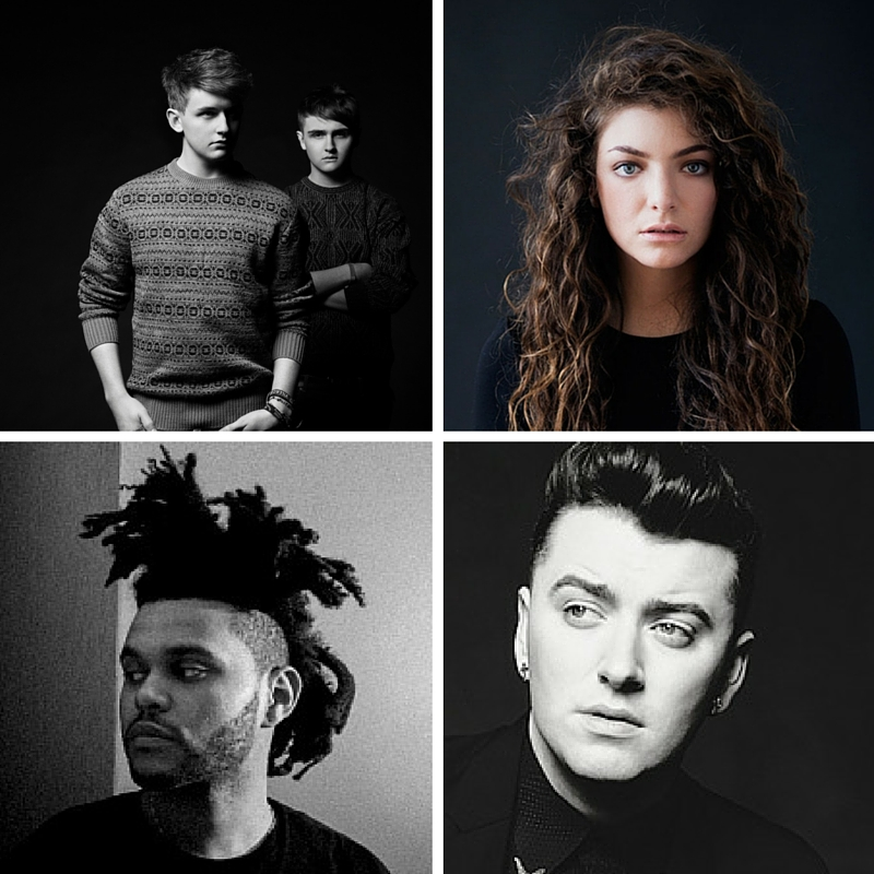 Disclosure, Lorde, The Weeknd and Sam Smith together?