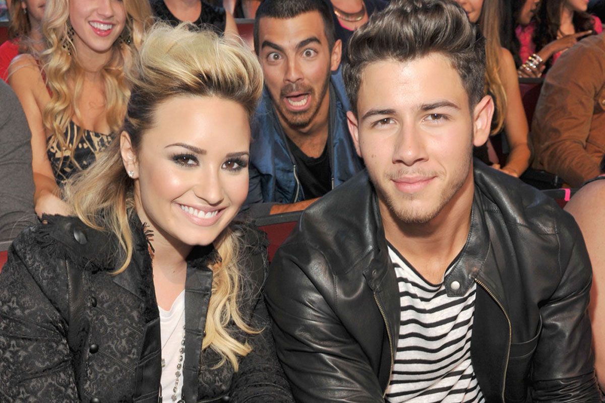 Demi Lovato and Nick Jonas Together Again