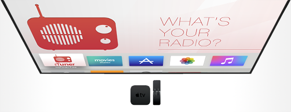 myTuner Radio for Apple TV!!!!