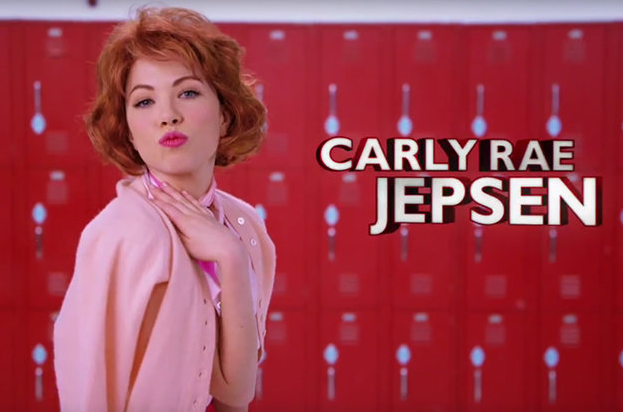 """Grease: Live"": Carly Rae Jepsen as Frechie (Watch)"