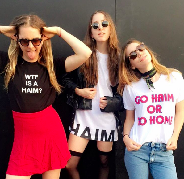 Haim Debuts Two New Songs