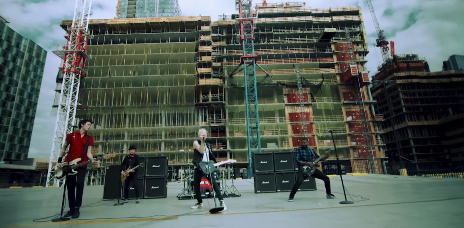 Watch the New Sum 41 Video