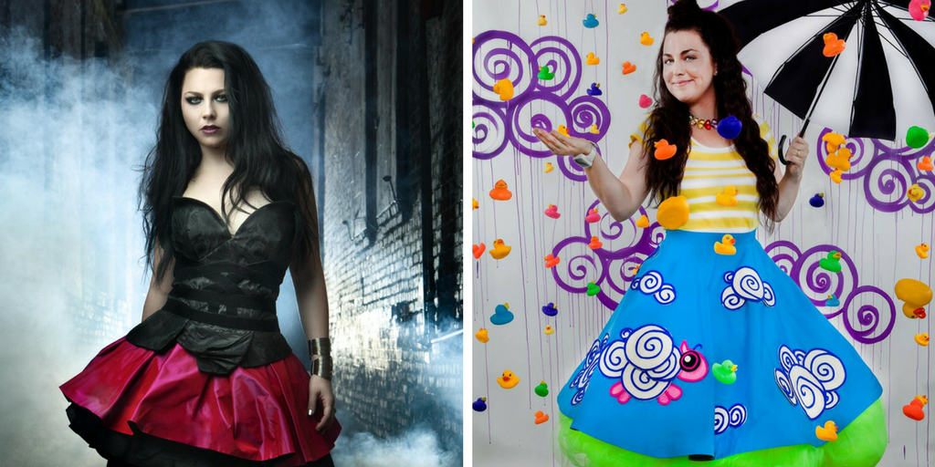 Amy Lee Is Releasing a Children's Album