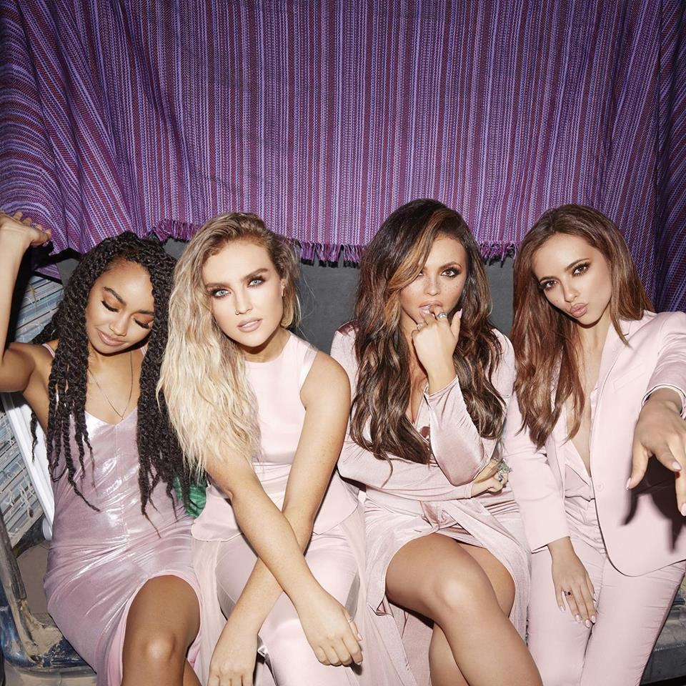 "Listen to Little Mix New Single ""Shout Out To My Ex"""
