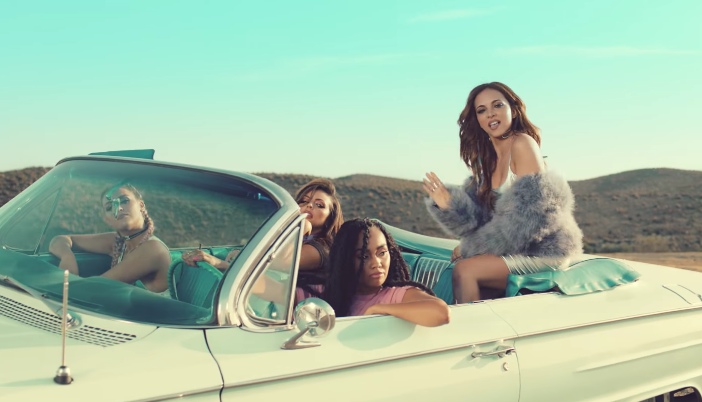 "Little Mix's ""Shout Out to My Ex"" Video is Here - Watch It"