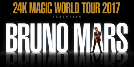 Bruno Mars Announces World Tour
