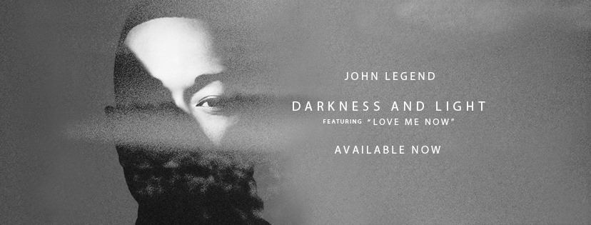 """Darkness and Light"" the New John Legend Album"