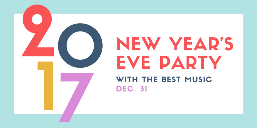 The Right Radio Station For Your New Years Eve Party