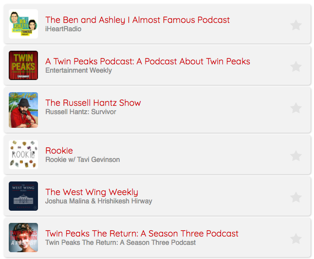 More Than 1 Million Podcasts
