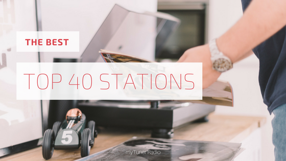 10 on the 10th - The 10 Best Top 40 Radio Stations