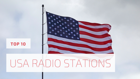 Top 10 American Radio Stations